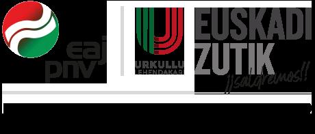 Logotipo EAJ-PNV | Euskadi Zutik - Saldremos