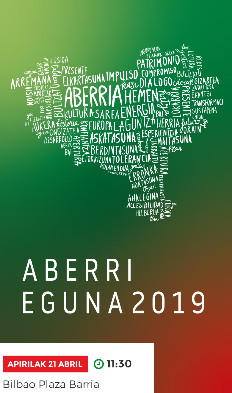 Aberri eguna 2019
