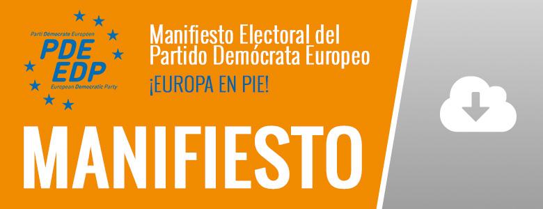 MANIFIESTO - Europa: De La Crisis A Una Nueva Esperanza. Tiempos De Refundación.