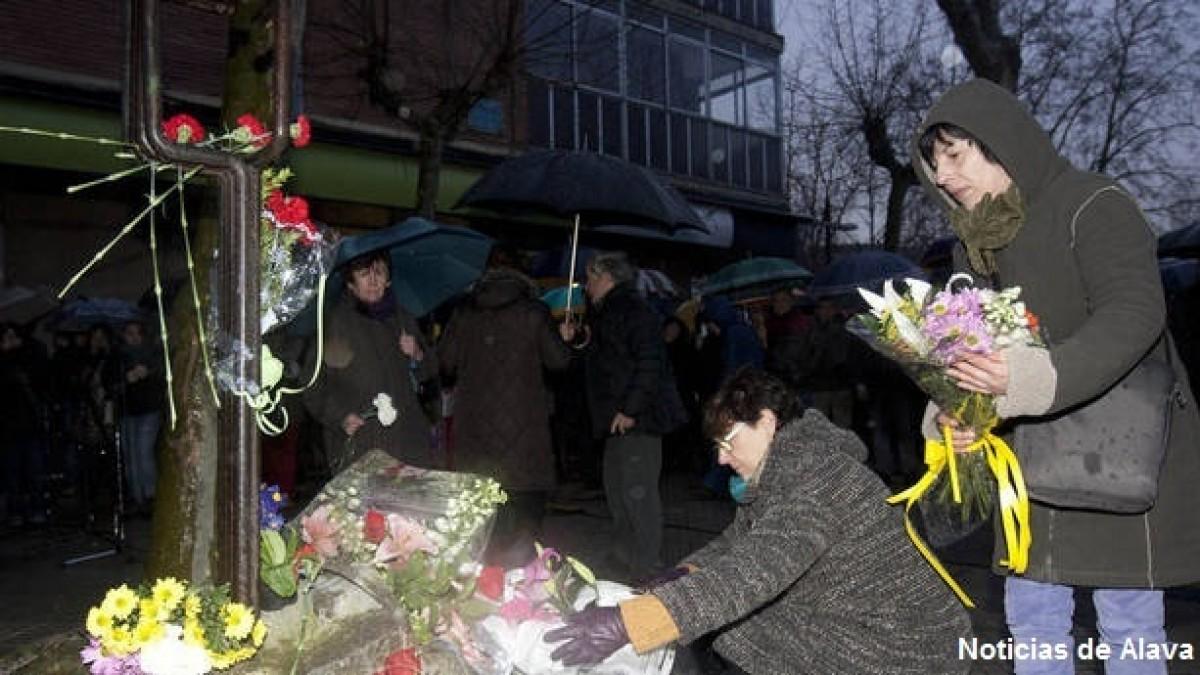 EAJ-PNV reclama que el Estado otorgue a las víctimas del 3 de marzo de 1976 la reparación que les corresponde