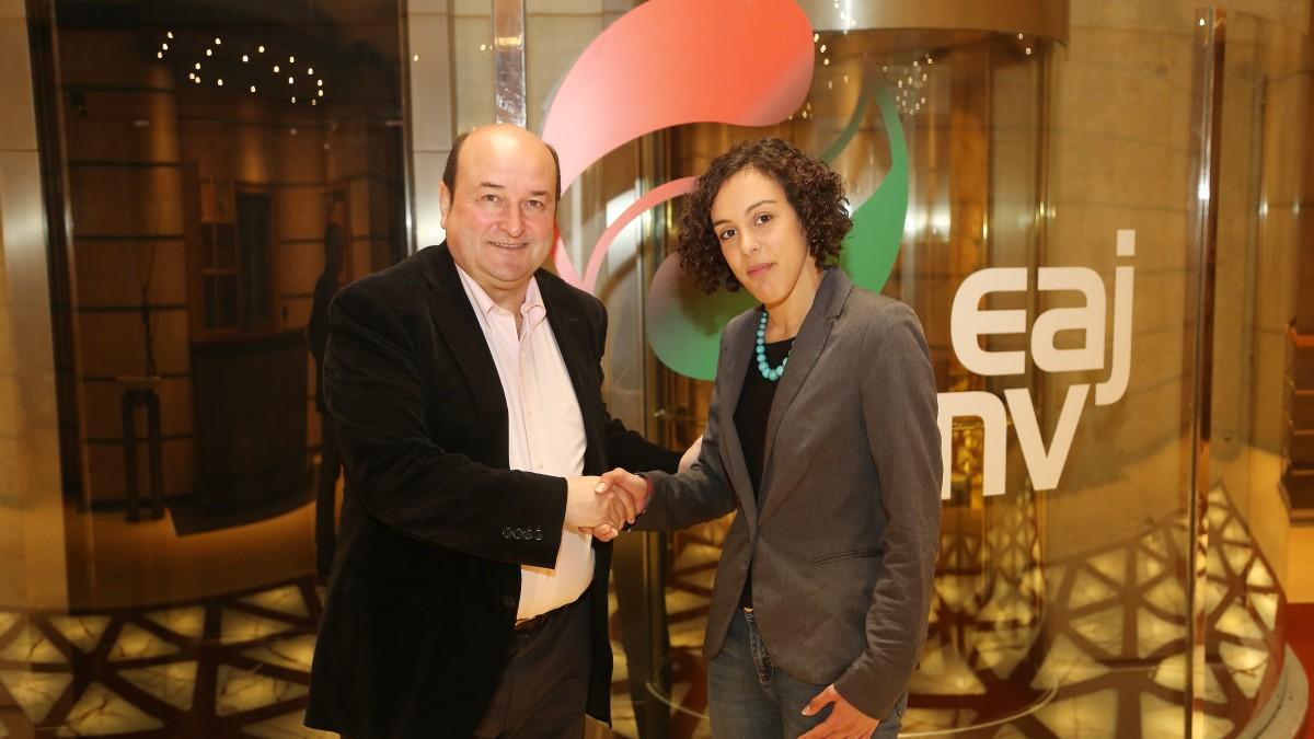 EAJ-PNV y Podemos Euskadi se han reunido en Sabin Etxea