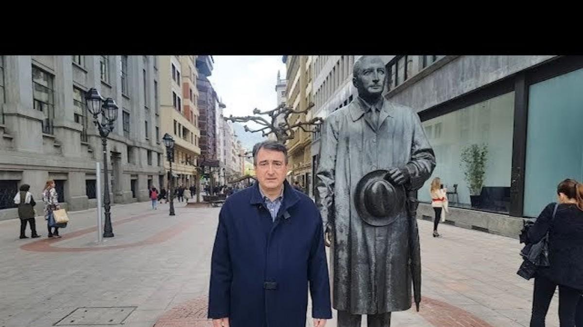 Nuestro referente, Euskadi. Y el Lehendakari Agirre