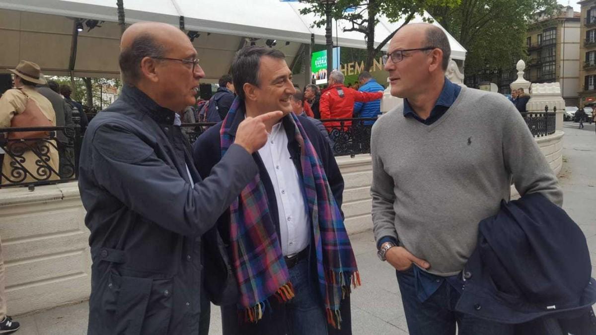 Vota por una voz vasca en Madrid sin ataduras