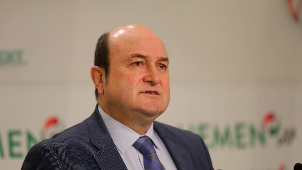 [PNV] Ortuzar comparece tras reunión de la Comisión Ejecutiva Nacional. Andoni-ortuzar-lo-urgente-ahora-es-luchar-contra-e
