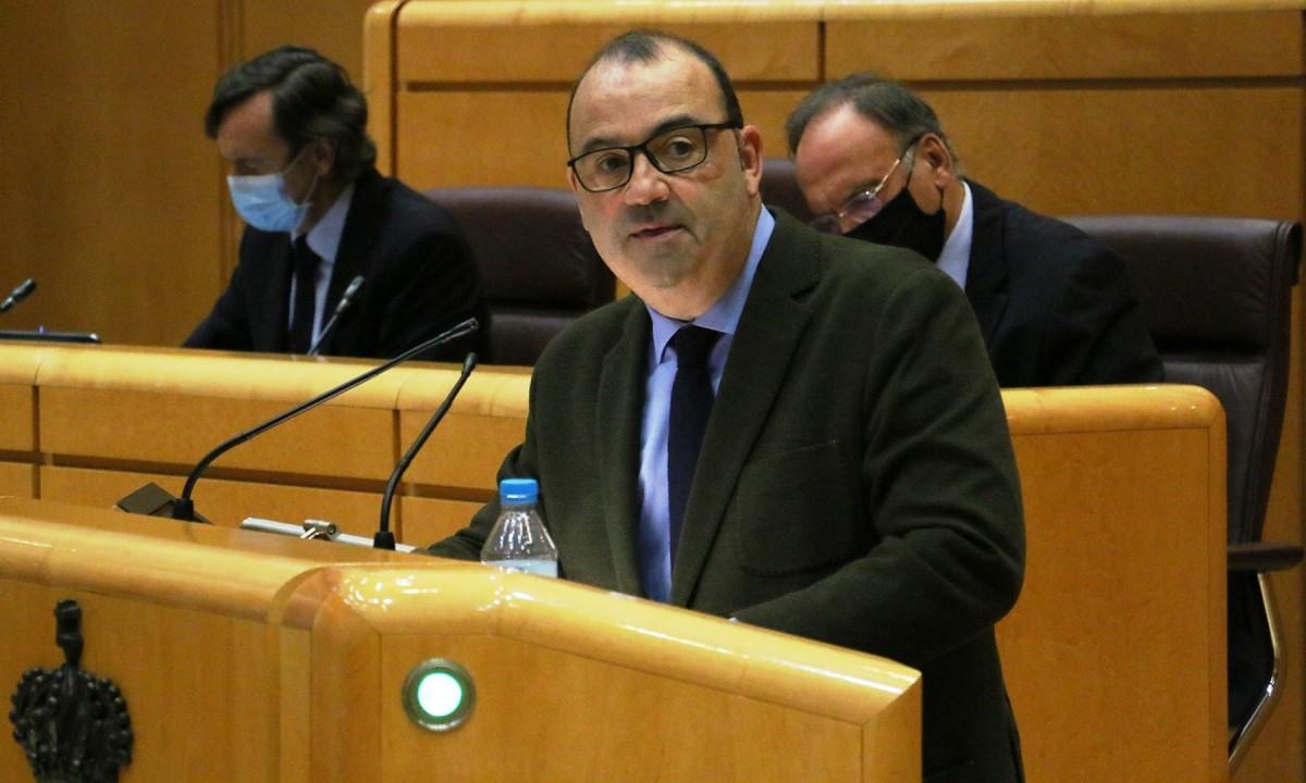 RTVEk bere kazetariei Mendebaldeko Saharara bidaiatzea galaraztea kritikatu du EAJ-PNVk