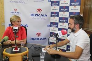 Itxaso Atutxa en Bizkaia Irratia 20170630