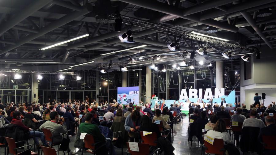 Aberri Batzarra. 2020-2024 epealdirako EBBaren aukeraketa