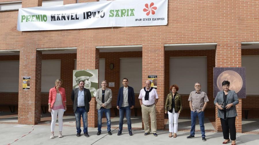XX. Manuel Irujo Saria 2020