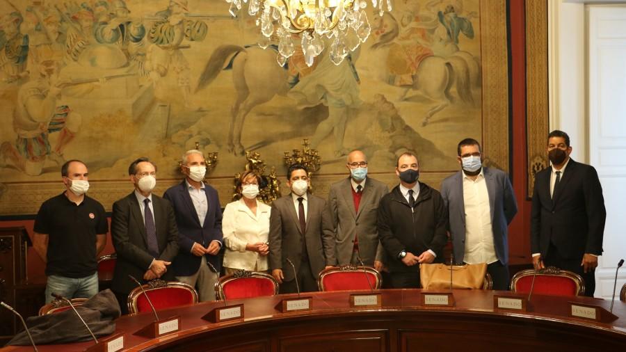EAJ-PNVk saharar Herriaren autodeterminazioa defendatu du Mendebaldeko Saharako egoerari