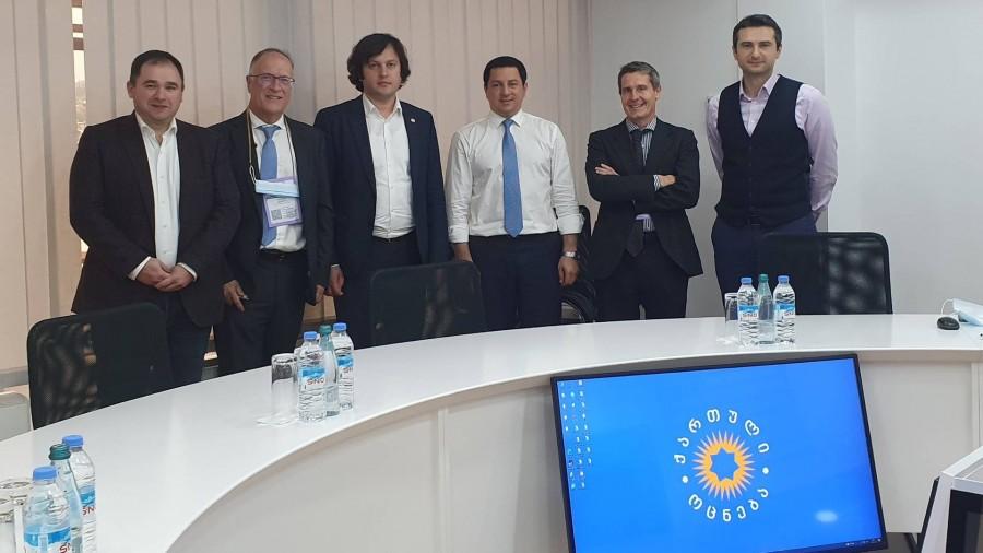 EAJ-PNVk Nazioarteko Begirale gisa parte hartuko du Georgiako udal hauteskundeetan