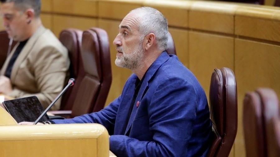 """Abeltzaintza sektoreak bizi duen """"egoera latzaren berri"""" emango dio Euskal Taldeak Espainiako gobernuari"""