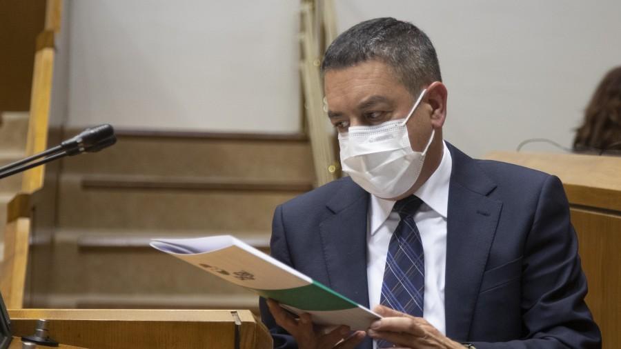 EAJ-PNVk Estatuko segurtasun indarrak Euskadin egokitzea eskatu dio Espainiako Gobernuari