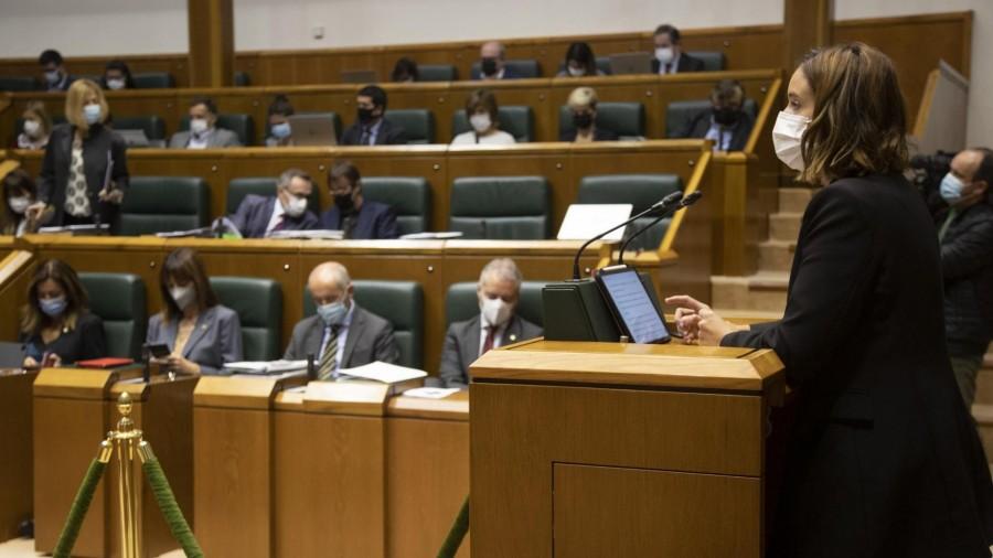 EAJ-PNV reprocha a Bildu que censure la reforma del TVCP que posibilitará reforzar la imparcialidad y pluralidad de sus miembros